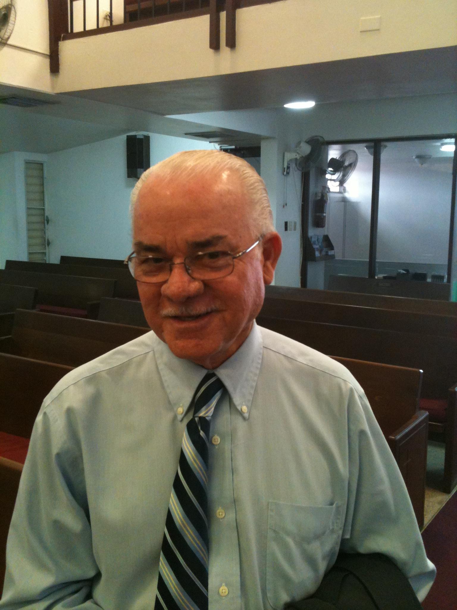 Mensaje del pastor for Oficina directa pastor
